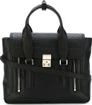 3.1 Phillip Lim Medium 'pashli' Satchel Women Calf Leather One Size, Women's, Black