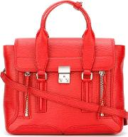 3.1 Phillip Lim Medium 'pashli' Satchel Women Leather One Size, Women's, Red