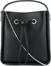 Soleil Small Bucket Bag Women Leather