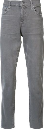 'the Slimmy' Jeans Men Cotton 30, Grey