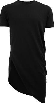 Long Asymmetric T Shirt