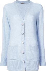 Pearl Buttons Cardigan