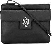 Insignia Satchel Women Calf Leather One Size