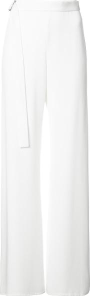 Lolette Pants Women Polyester Xs, White