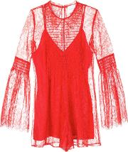 Hands To Myself Playsuit