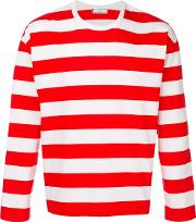 Striped Long Sleeves T Shirt
