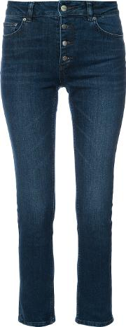 High Waisted Skinny Jeans Women Cottonspandexelastane 31, Blue