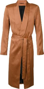 'letho' Coat Men Spandexelastanerayon S, Orange