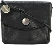 Snap Fastening Coin Pouch