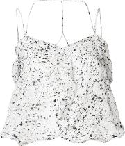 Speckled Print Cami Top