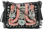 Beaded Malia Shoulder Bag