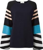 Cashmere Vivian Knitted Blouse