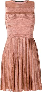 Flared Fitted Dress