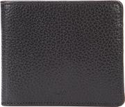 A.p.c. Bifold Wallet Men Leather One Size, Black