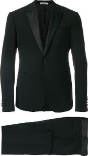 Formal Buttoned Dinner Suit