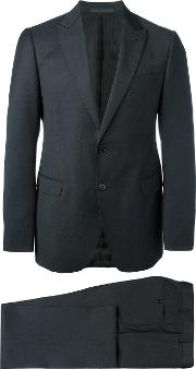 Two Piece Suit Men Acetateviscosevirgin Wool 48, Grey