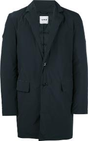 Aspesi Millennium Coat Men Feather Downpolyesterfeather L, Blue