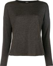 Crewneck Knitted Top