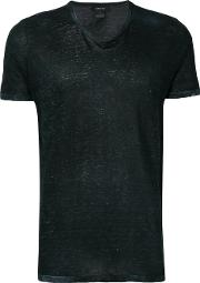 Distressed Effect T Shirt