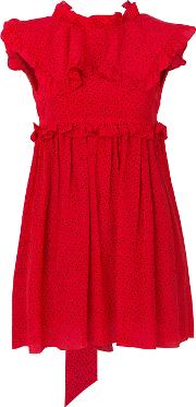Baby Doll Plastron Dress