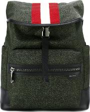 Tenzing Backpack Men Cotton One Size, Green