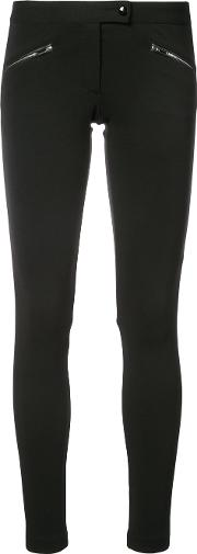 Side Piping Skinny Trousers