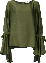 Reby Satin Blouse