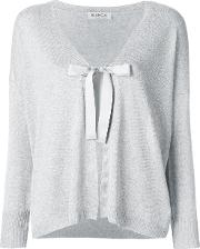 Front Tied Cardigan