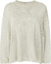 Knitted Loose Sweater