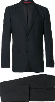 Notched Two Piece Suit