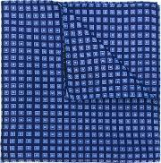 Printed Pocket Square Men Polyester One Size