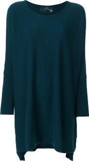 Boule De Neige Oversized Sweater Women Cashmere One Size, Green