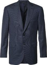 Classic Blazer Men Wool 56, Blue