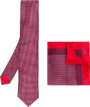 Pocket Square & Tie Set