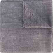 Scarf Men Cashmere One Size, Brown