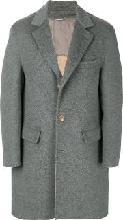Tailored Long Sleeved Coat