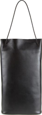 'tall' Shoulder Bag Women Leather One Size, Women's, Black