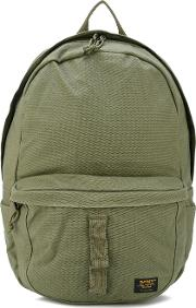 Camp Backpack Unisex Cotton One Size, Green