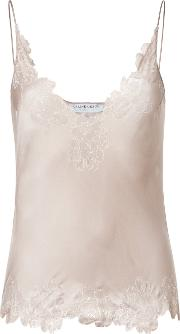 Lace V Neck Camisole Top