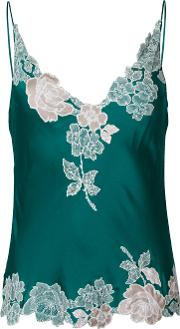 V Neck Lace Camisole Top