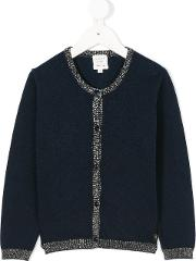 Carrement Beau Crew Neck Cardigan