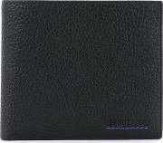 1881 Fold Out Wallet Men Bullhide Leather One Size, Black