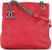 Quilted Cc Single Chain Shoulder Bag