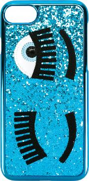 Flirting Iphone 7 Case Women Polycarbonite One Size, Blue