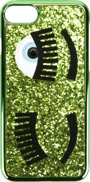 Flirting Iphone 7 Case Women Polycarbonite One Size, Green