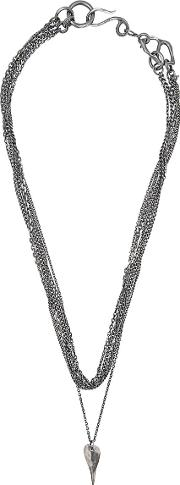 Layered Fine Chain Necklace