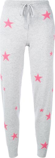 Star Track Trousers Women Cashmere S, Grey