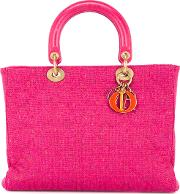 Lady Dior Canage 32 Tote