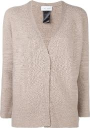 'korona' Cardigan Women Virgin Wool L, Nudeneutrals