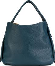 Bandit Hobo Bag Women Leather One Size, Blue